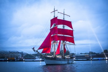 Festival Scarlet Sails