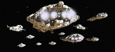 Space Battle Fleet