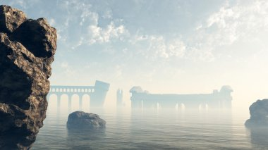 Last Ruins of Lost Atlantis