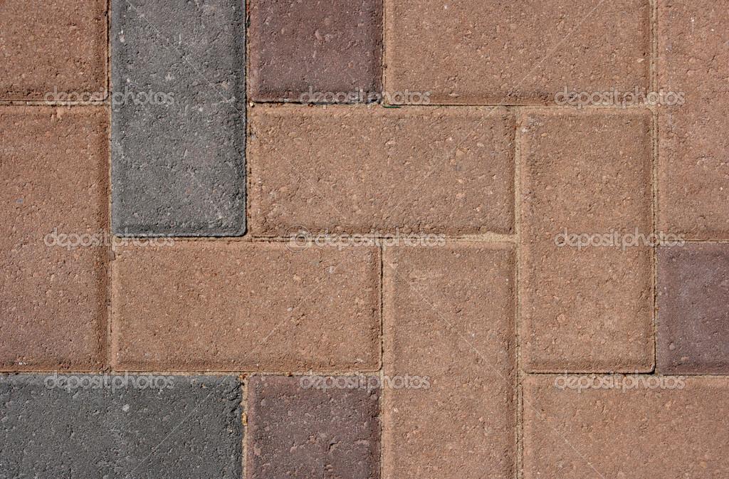 Backstein Bodenbelag Stein Muster Stockfoto C Jdeck 13617674
