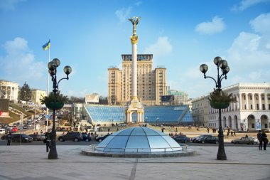 Kiev, capital of Ukraine