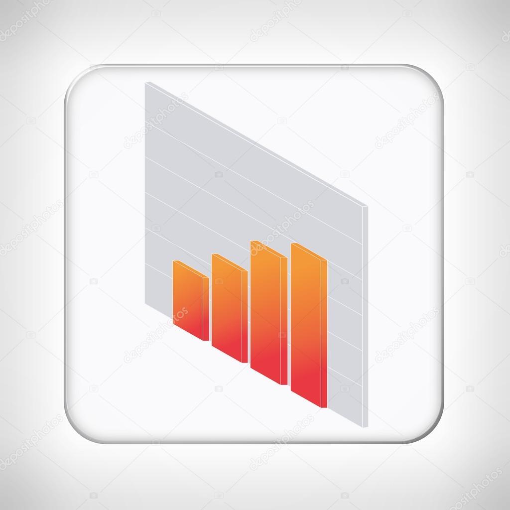 plantilla de icono para aplicaciones financieras — Fotos de Stock ...