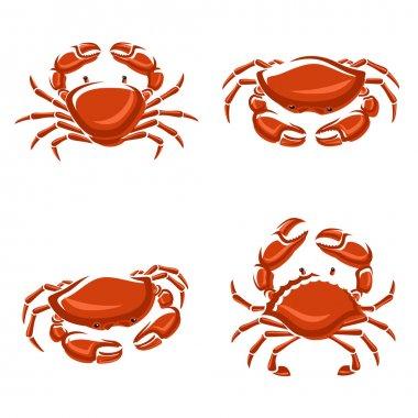 Crab set.