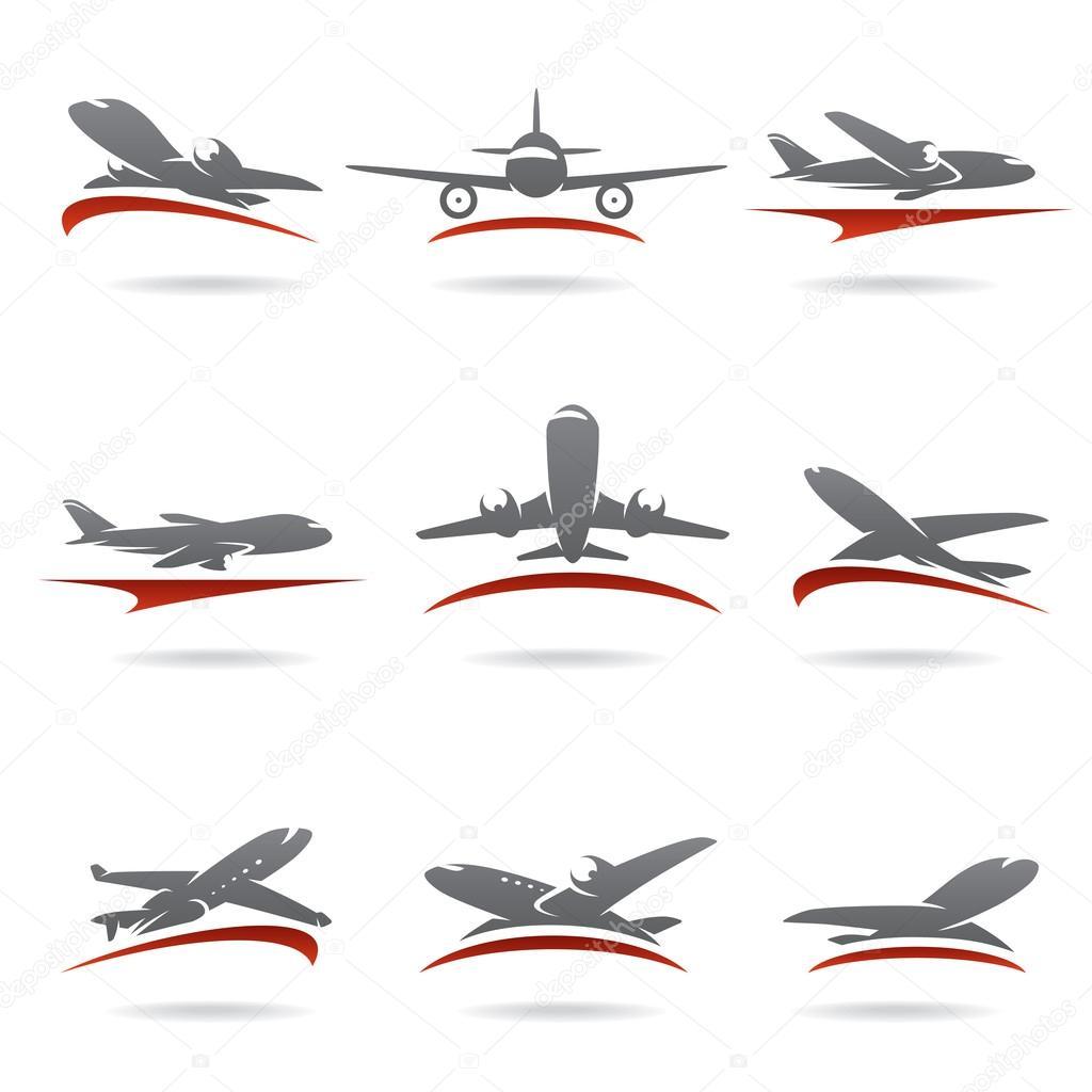 Airplane set.