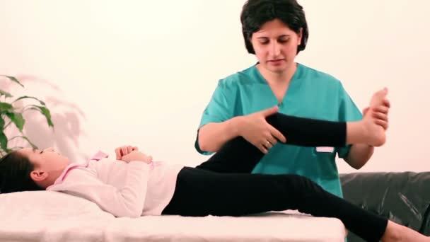 fyzioterapie pro děti na nohy