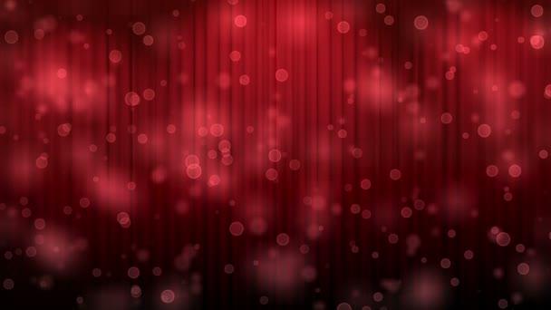 fény tört át színházi függöny. a chroma-kulcs