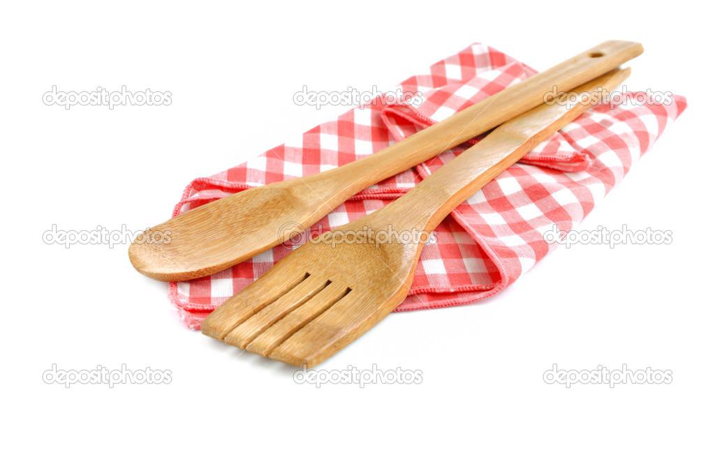 Asiatische Küchenutensilien hölzerne küchenutensilien stockfoto keath369 32416813