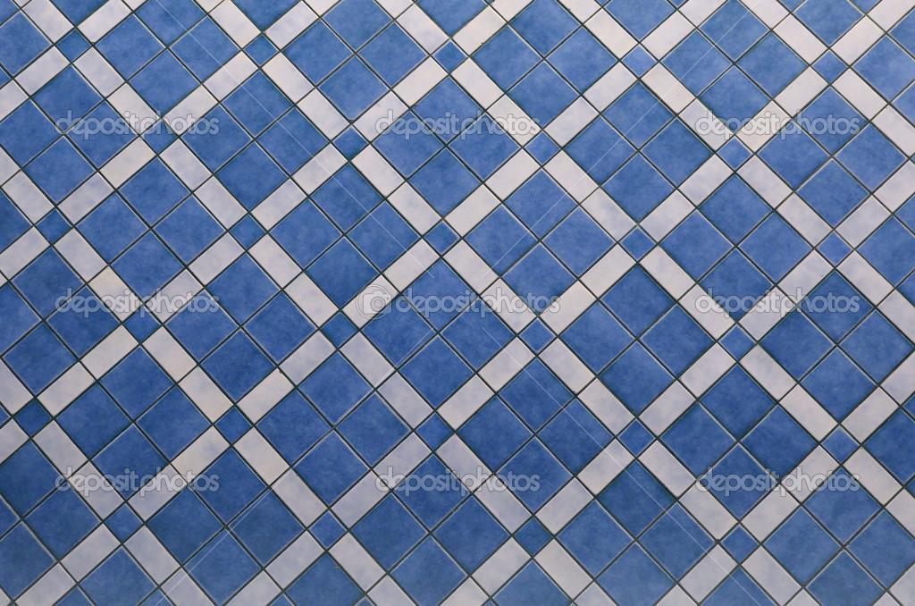 Fondo de textura de suelo de baldosa cer mica azul foto for Textura baldosa