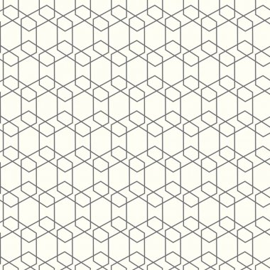 Seamless geometric tiles square pattern background