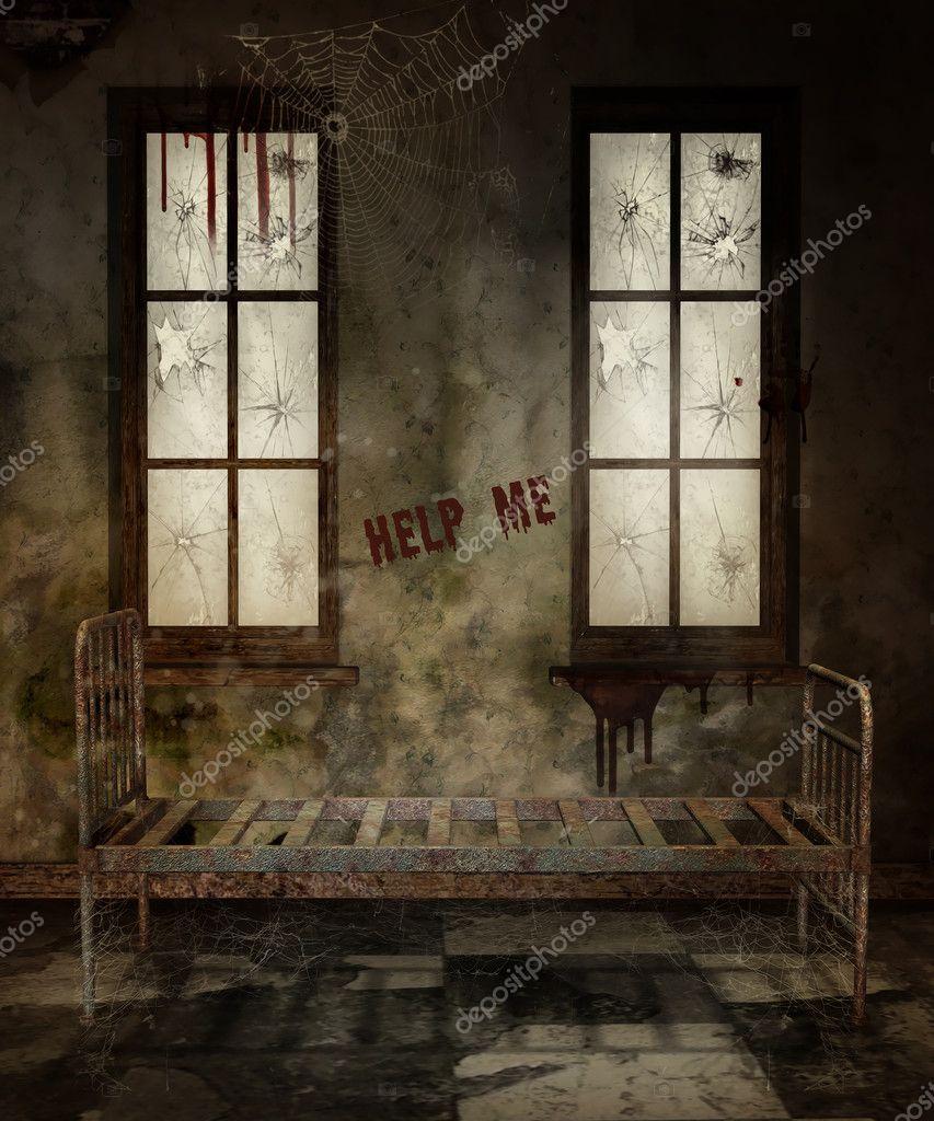 Old Asylum Room Stock Photo 169 Fairytaledesign 12693336
