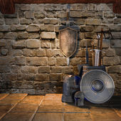 Fotografie Medieval weapons