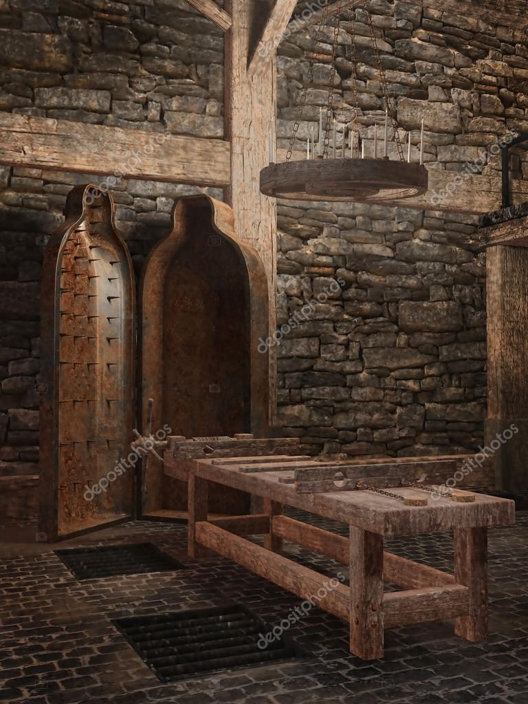 Medieval Torture Chamber Stock Photo 169 Fairytaledesign