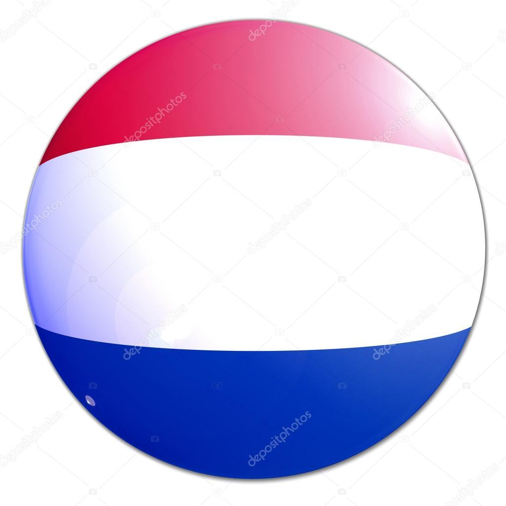 Bandiera Olandese Foto Stock Ellandar 21695865