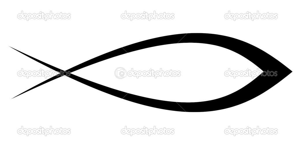 Christian Fish Symbol Stock Photo Ellandar 30349075