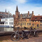 Photo Brugge view