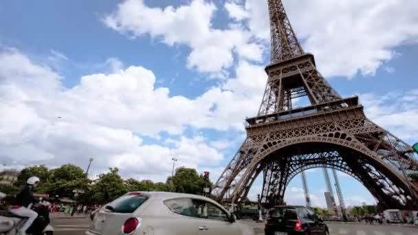 timelapse di Parigi