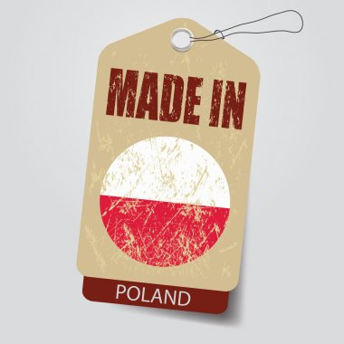 Made in Poland . Tag .