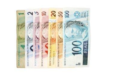 Brazilian bills - Front