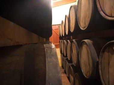 Aged barrels