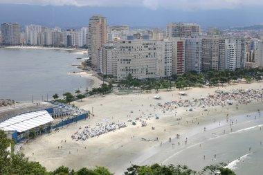 Santos and Sao Vicente - Sao Paulo - Brazil