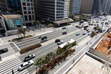 Paulista Avenue - Brazil
