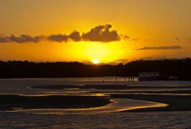Porto Seguro Sundown