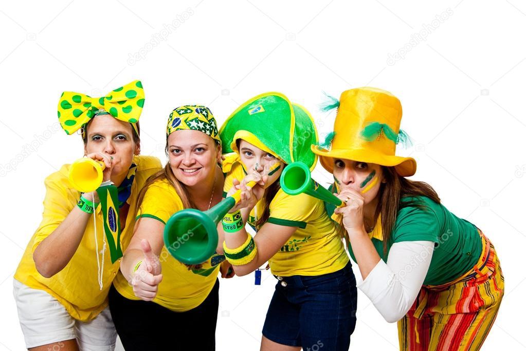 White brazilian girls