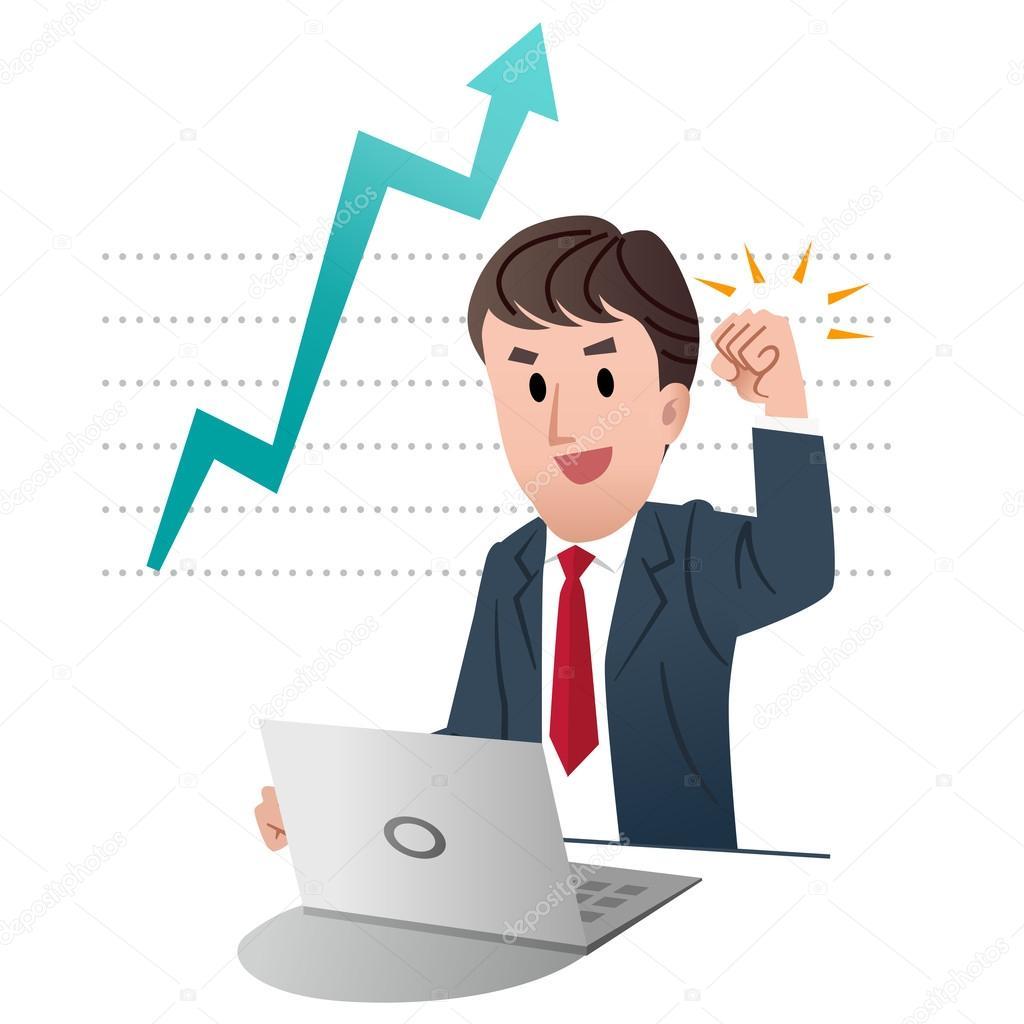 Resultado de imagen para grafico subida de ventas