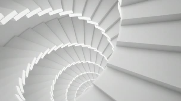 Stairs vertical animation