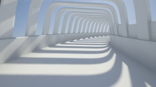 Arch. animace tunelu