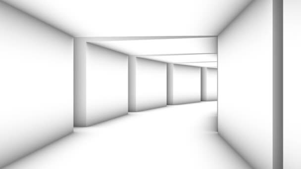 Tunnel wall abstract animation