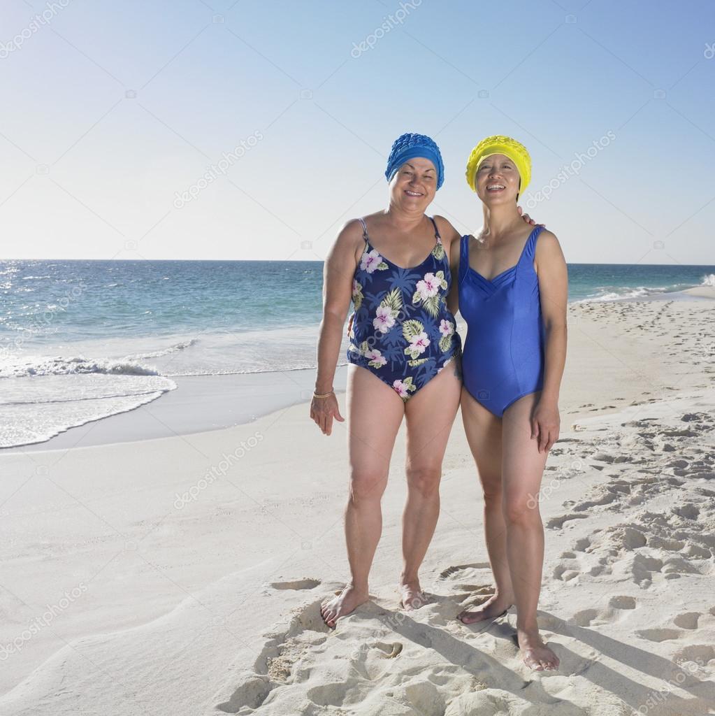 пляж фото женщин
