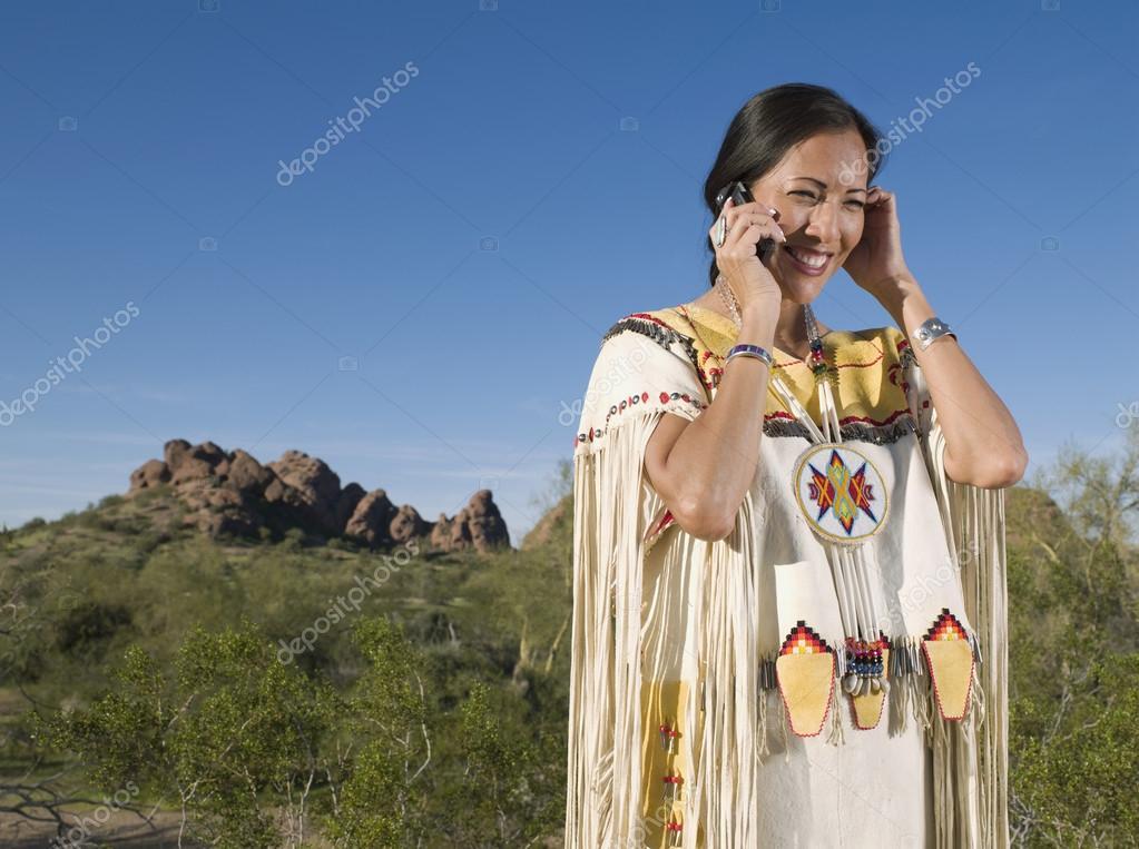 Amerikanische Indianer