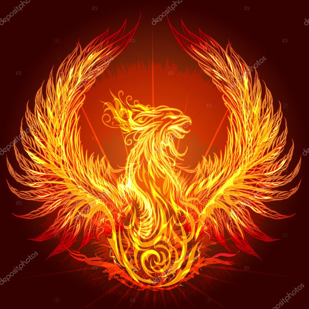 the phoenix � stock vector 169 gertot1967 37790679