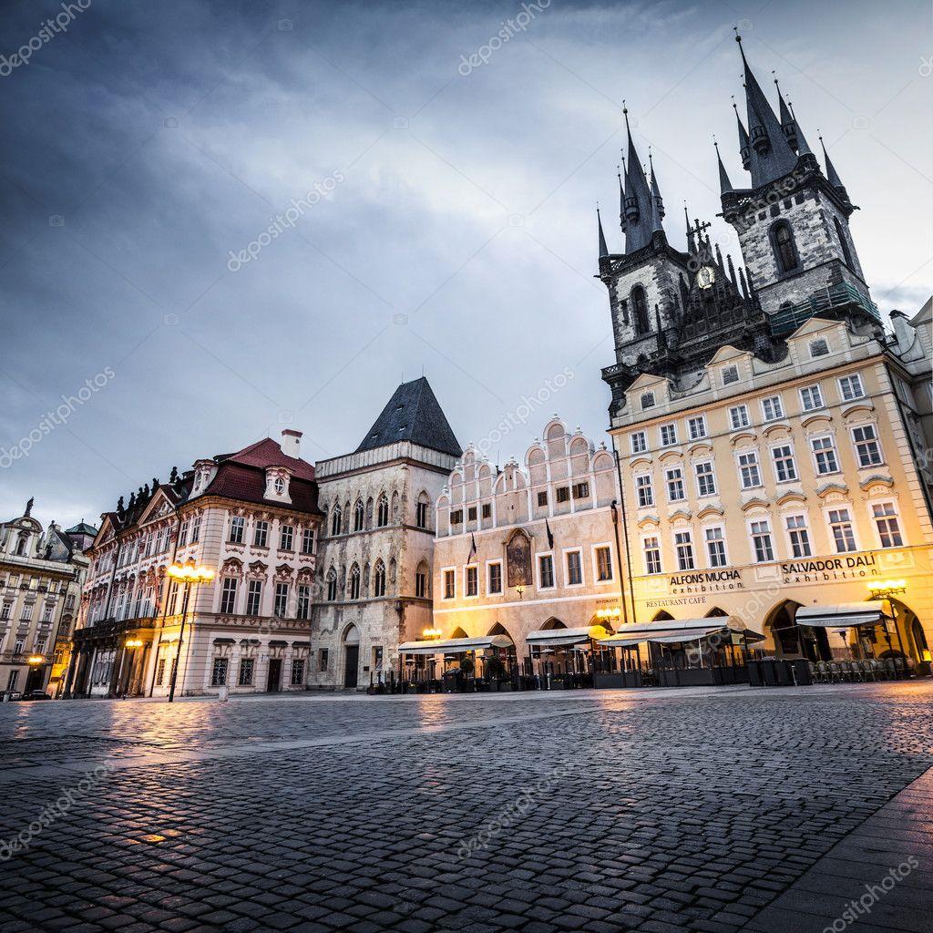 Фотообои Prague, Czech Republic