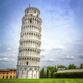 Fotografie Leaning tower of Pisa, Italy