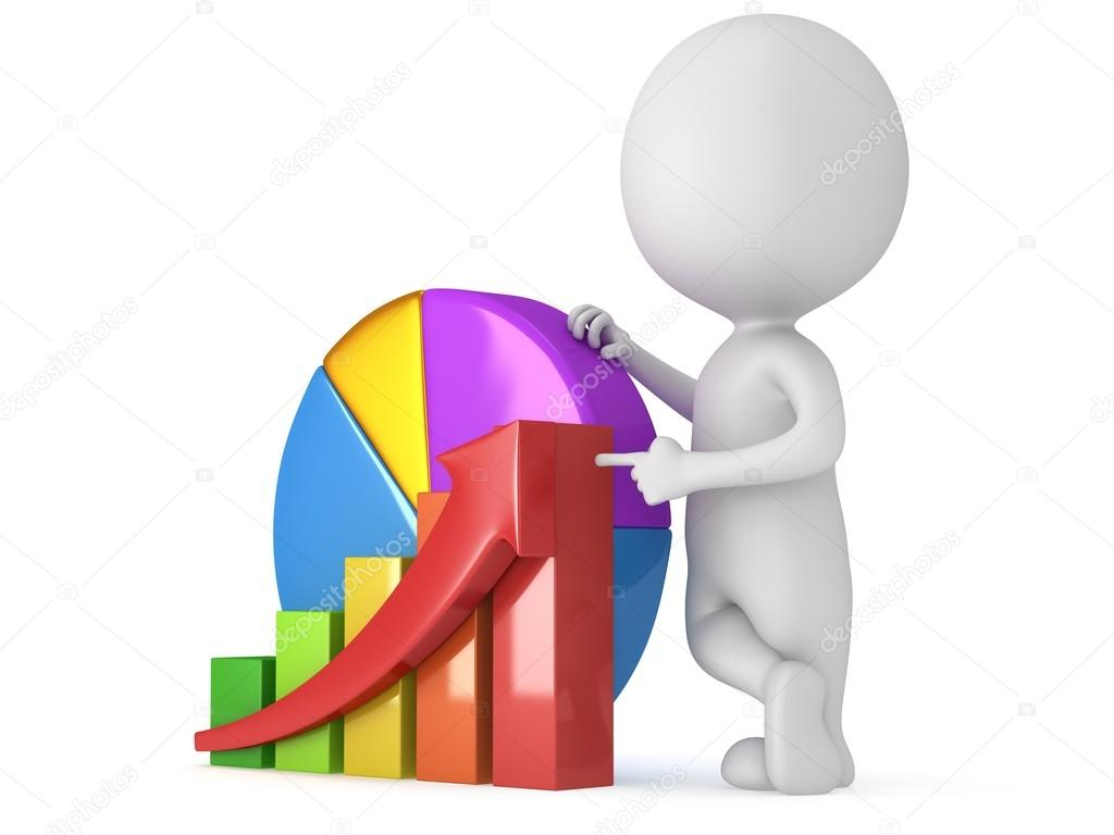 3d man with bar graph and pie chart stock photo newb1 51058903 3d man with bar graph and pie chart stock photo 51058903 nvjuhfo Image collections