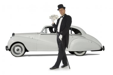 Billionaire on Wheels