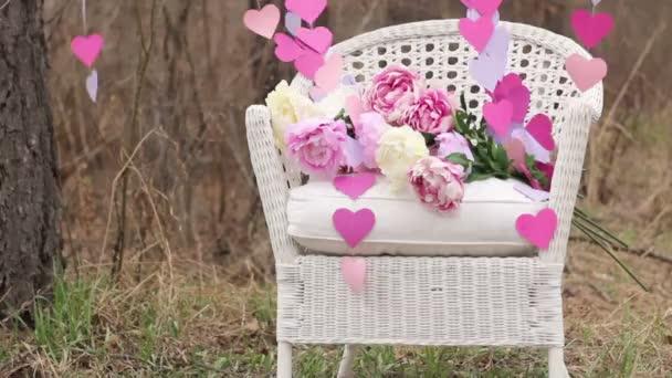 Witte Rieten Stoel : Decoratie voor een artistieke foto shoot witte rieten stoel en