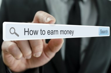 Looking for ways to make money on internet