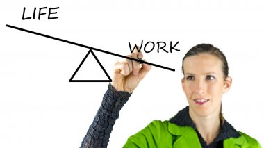 Balancing work and private life