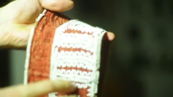 Indián wampum