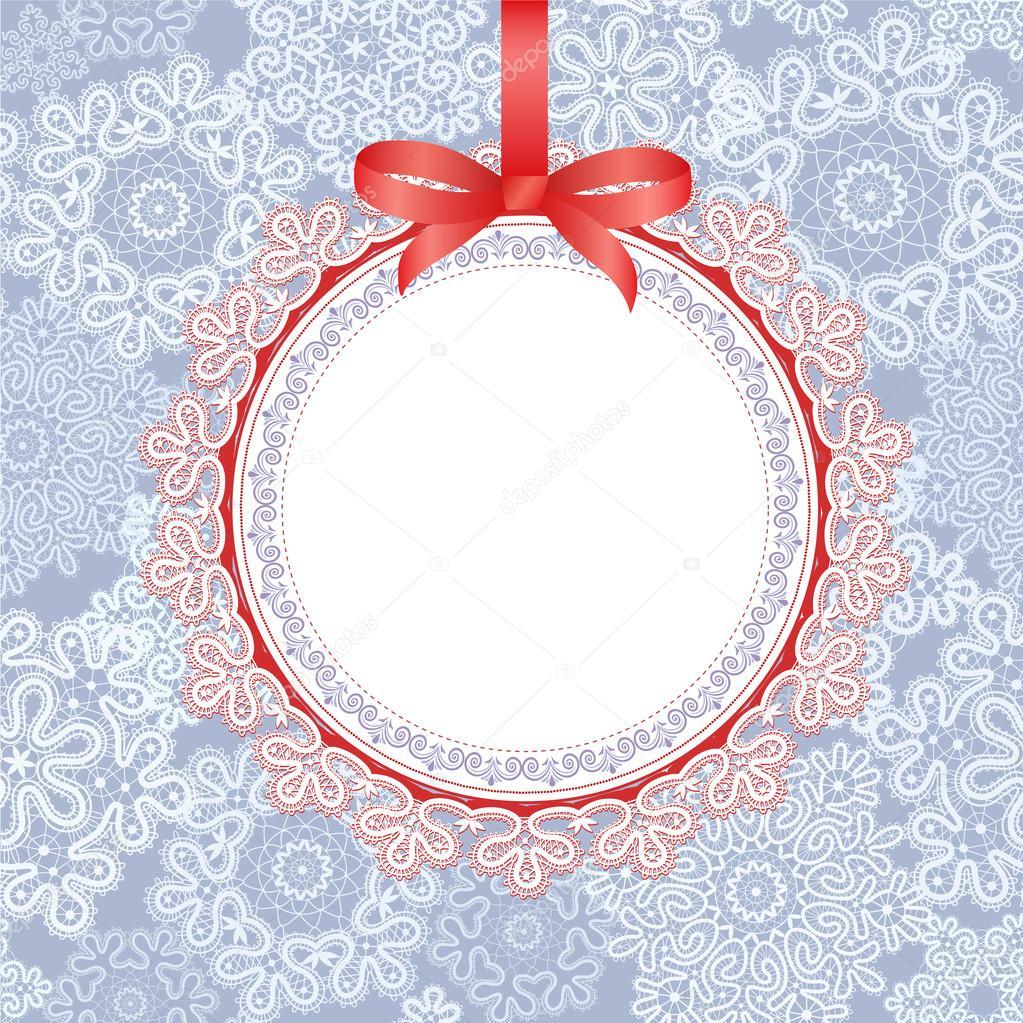 diseño de marco de plantillas para tarjetas de felicitación de ...