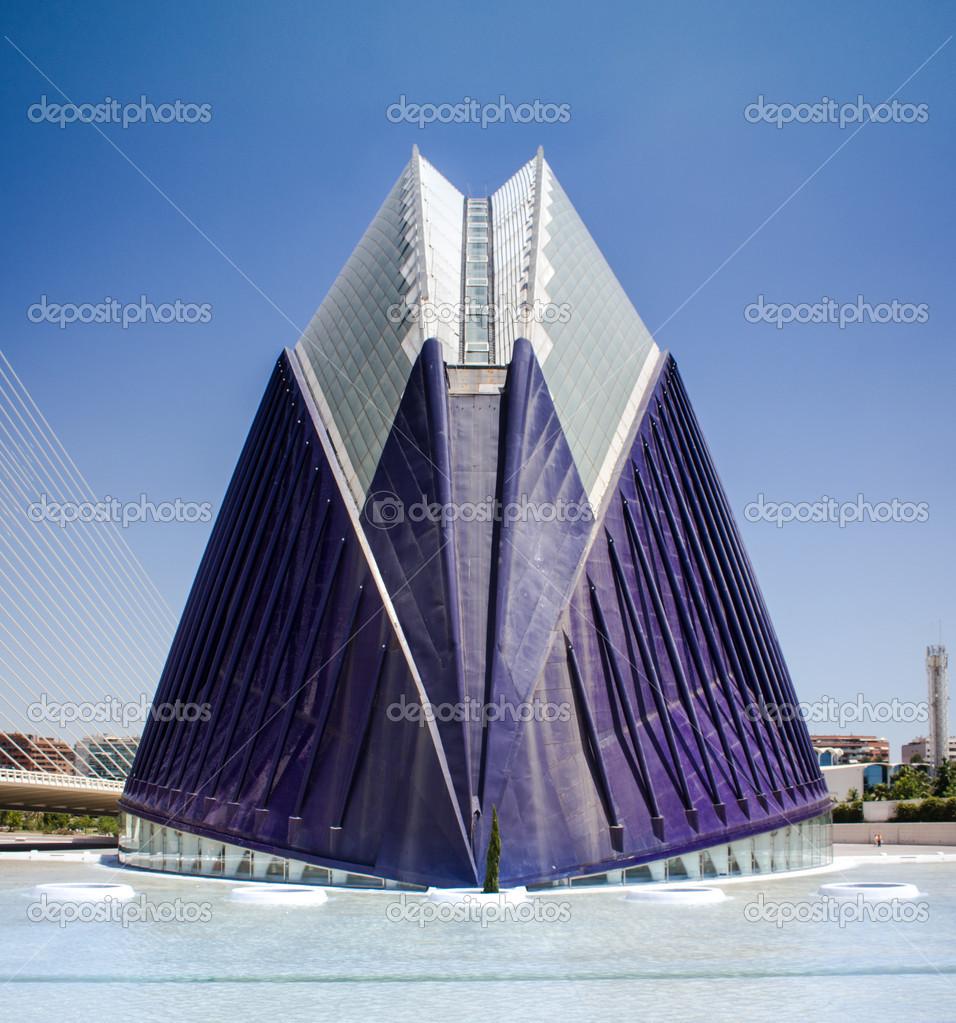 Valencia modern architecture stock editorial photo for Architektur valencia