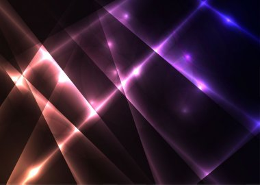 Abstract background from lines