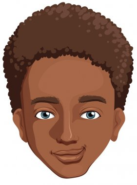 An african-american guy