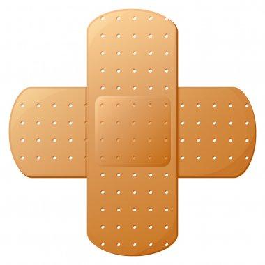 An adhesive bandage