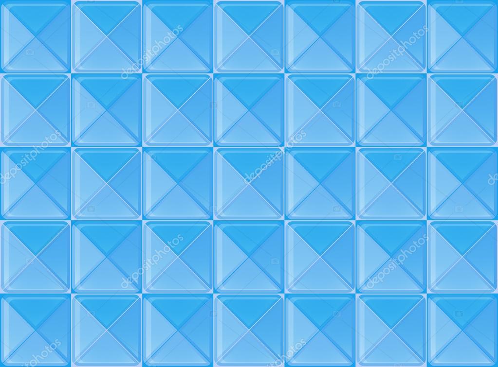 Topview Of The Floor Tiles Stock Vector