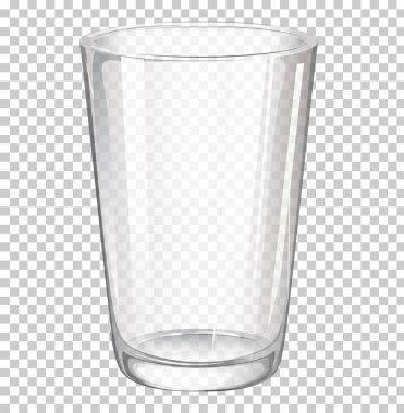 A glass