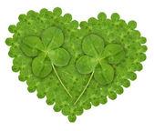 Green Quarter-foils Hearth